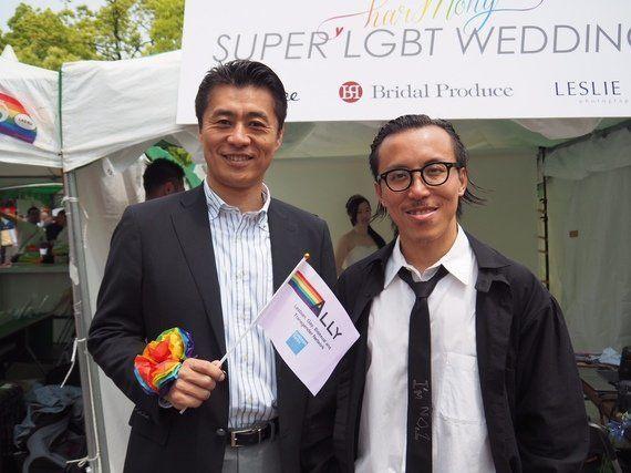 「LGBTはカッコいい、そう思われる写真を撮りたい」レスリー・キーさんがブライダルフォトに込めた思い