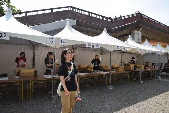 東京レインボープライドのパレード、どうやったら参加できる?