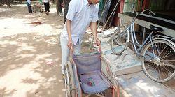 カンボジア:一人ひとりの障がいに合った車いすを届けるために