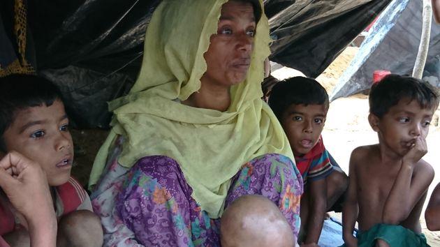 ロヒンギャ難民キャンプ―私たちの見た「現実」