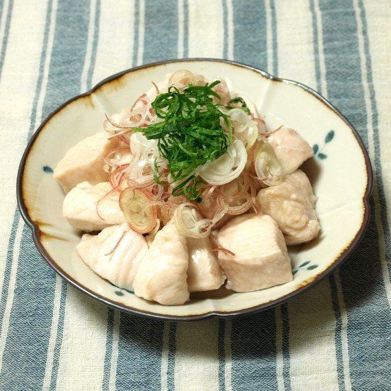 話題のメニュー「水晶鶏」を作ってみたら、つるりん食感が最高だった!