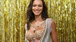2億2800万円「宝石ブラ」ヴィクトリアズ・シークレットが披露