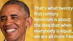 「女の子を控えめに育てるのをやめよう」オバマ大統領が考える、21世紀の