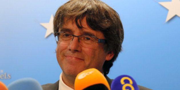 カタルーニャ独立主導、プッチダモン前州首相ら5人拘束 ベルギーに出国していた