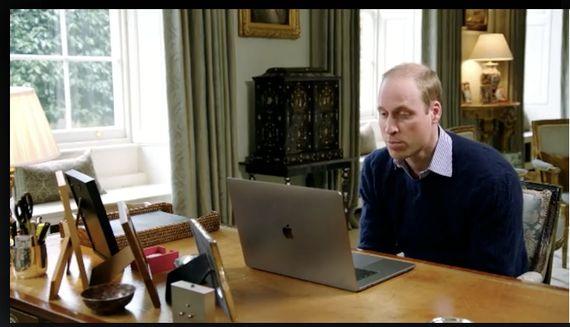 レディー・ガガとウィリアム王子がチャット。何を話した?