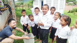 ラオス:子どもたちの学びと成長を支える