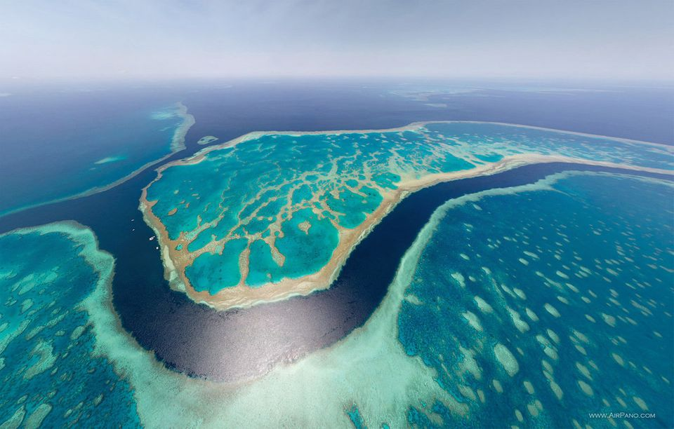 空から見た、美しすぎる地球の風景(画像)