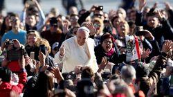 ローマ法王「もう携帯電話は禁止です」