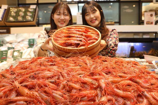 「独島エビ」 韓国・大統領府による、特殊な入手ルートが明らかに?