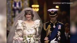 デザイナーが明かす、ダイアナ元妃のウエディングドレスにまつわる裏話