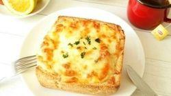 夢のようにジューシーなフレンチトーストを召し上がれ 年末年始は厚切りパンでリッチな朝食を