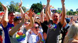 国民は「圧倒的YES🌈」 オーストラリアで同性婚の賛否問う国民投票