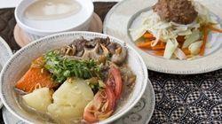 インドネシアに伝わる万能ピーナッツソースを使った、絶品家庭料理「サユール・プチェル」のつくりかた