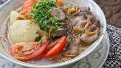 コラーゲンたっぷり インドネシアの「ソプ・ブントゥット」は、ご褒美スープ