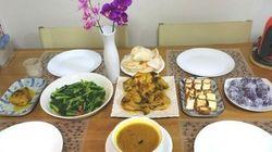 おうちのご飯が一番 日本人の旦那さまが惚れ込んだインドネシアの家庭料理