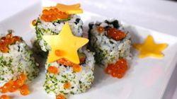 簡単ステキなクリスマス寿司が海外でも話題 YouTubeで人気の料理家・西村亜実さんにインタビュー