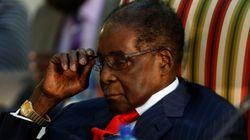 ムガベ大統領の党首解任、グレース夫人の追放を決定 ジンバブエ与党
