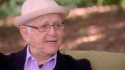 94歳の名物TVプロデューサー、元気で活躍し続ける秘訣は...