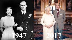 エリザベス女王は13歳で恋に落ちた。結婚生活70年を写真で振り返る