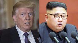 「殺人政権を孤立させる」トランプ大統領、北朝鮮をテロ支援国家に再指定