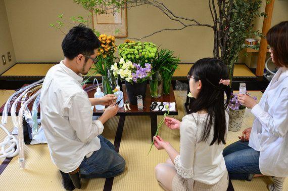 水引結びとお花からときほどく、暮らしのなかにある日本の情緒