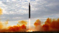 北朝鮮の弾道ミサイルが到達した高度4000キロメートルの世界とは?