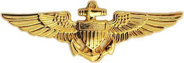 海軍飛行士を示す徽章