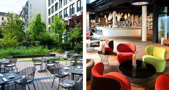 アートが息づく街、ベルリン東部の個性派ホテル10選