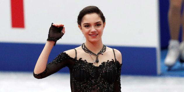 メドベージェワ、IOC理事会で演説へ ロシアのオリンピック参加を求める