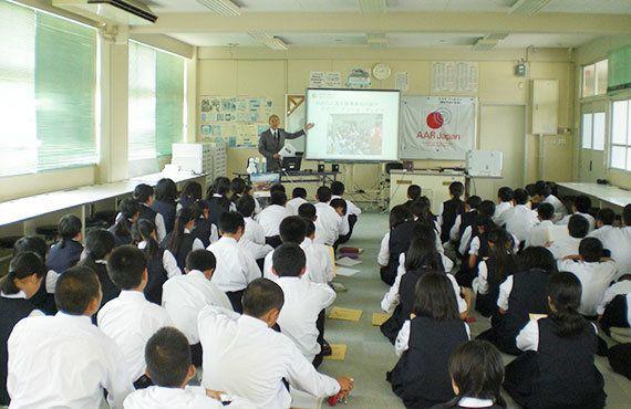佐賀から情報発信、そしてグローバル人材の育成を