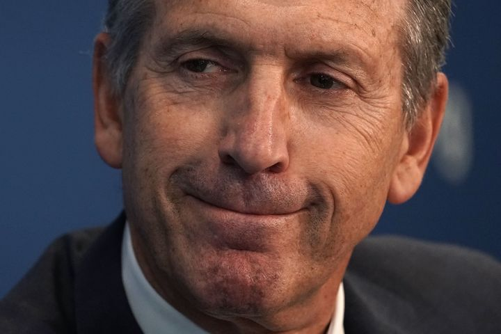 Howard Schultz is just the second potential presidential candidate to receive CNN's town hall treatment this year.