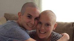 乳がんの妊婦は、予定日の3カ月前に出産した。治療を受けるために――。