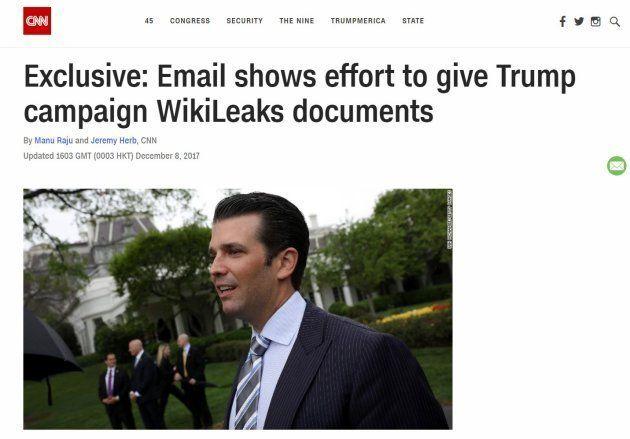 「ロシア疑惑」相次ぐメディアの誤報/「フェイクニュース」攻撃強めるトランプ大統領