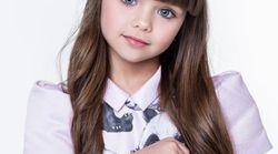 「世界一の美少女」ロシアの6歳に欧米メディアもざわつく インスタフォロワー80万