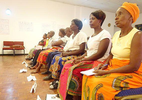 ザンビア:安全な出産を支える