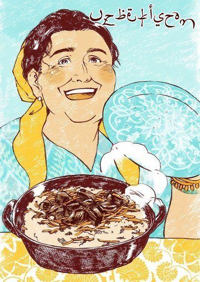 KitchHikeインタビュー第2弾!気になるあの人の食卓におじゃましてみよう!【食を旅するイラストレーター オダヒロコさん [前編]