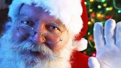 サンタクロースはいないと言った先生の話