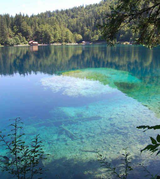 世界にはこんなに澄んだ水がある(画像)