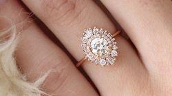 うっとり。ずっと眺めていたい憧れの婚約指輪17