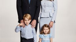 とってもキュート!ウィリアム王子一家のクリスマスカードの写真が公開