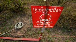 対人地雷禁止条約署名式から20年 ―