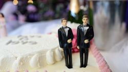 異性愛の男性2人は、同性婚を選んだ。その理由は