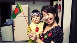 (今のところ)最高に楽チン!バングラデシュでの子育て事情