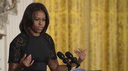 ミシェル・オバマさん「学校は完璧と程遠いかもしれない。でも考えてみて欲しいのです」