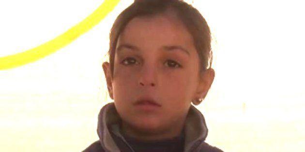 「家に帰って遊びたい」シリアの仮設キャンプに住む子供たち、新年への希望を語る(動画)