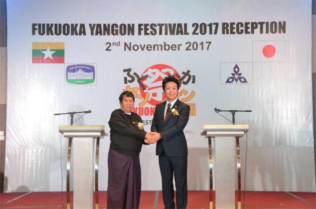 ヤンゴンと福岡が姉妹都市だって知ってた?ミャンマーの片隅で、故郷・福岡の先取性を感じた話