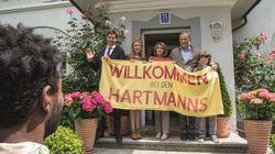 難民のケアと家族再生のコメディ―ドイツで400万人が見た映画、「はじめてのおもてなし」を見た