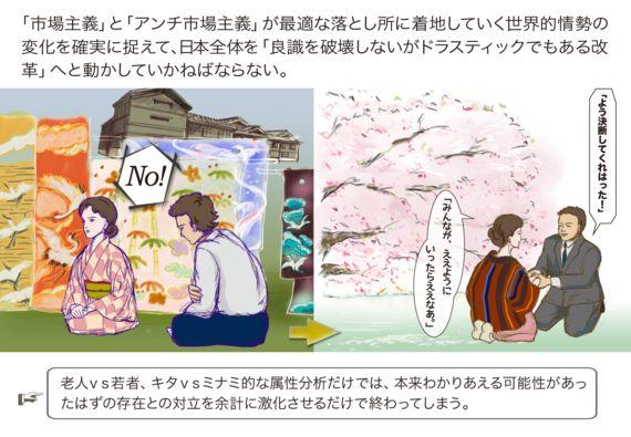 大阪都構想の投票結果について『分析』より大事なこと。