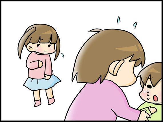 きょうだい児について-『息子は自閉症。ママのイラスト日記』(15)
