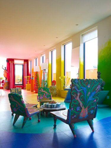 クリエイターたちのロンドンの家 -
